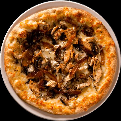 Rosemary chicken & mushroom