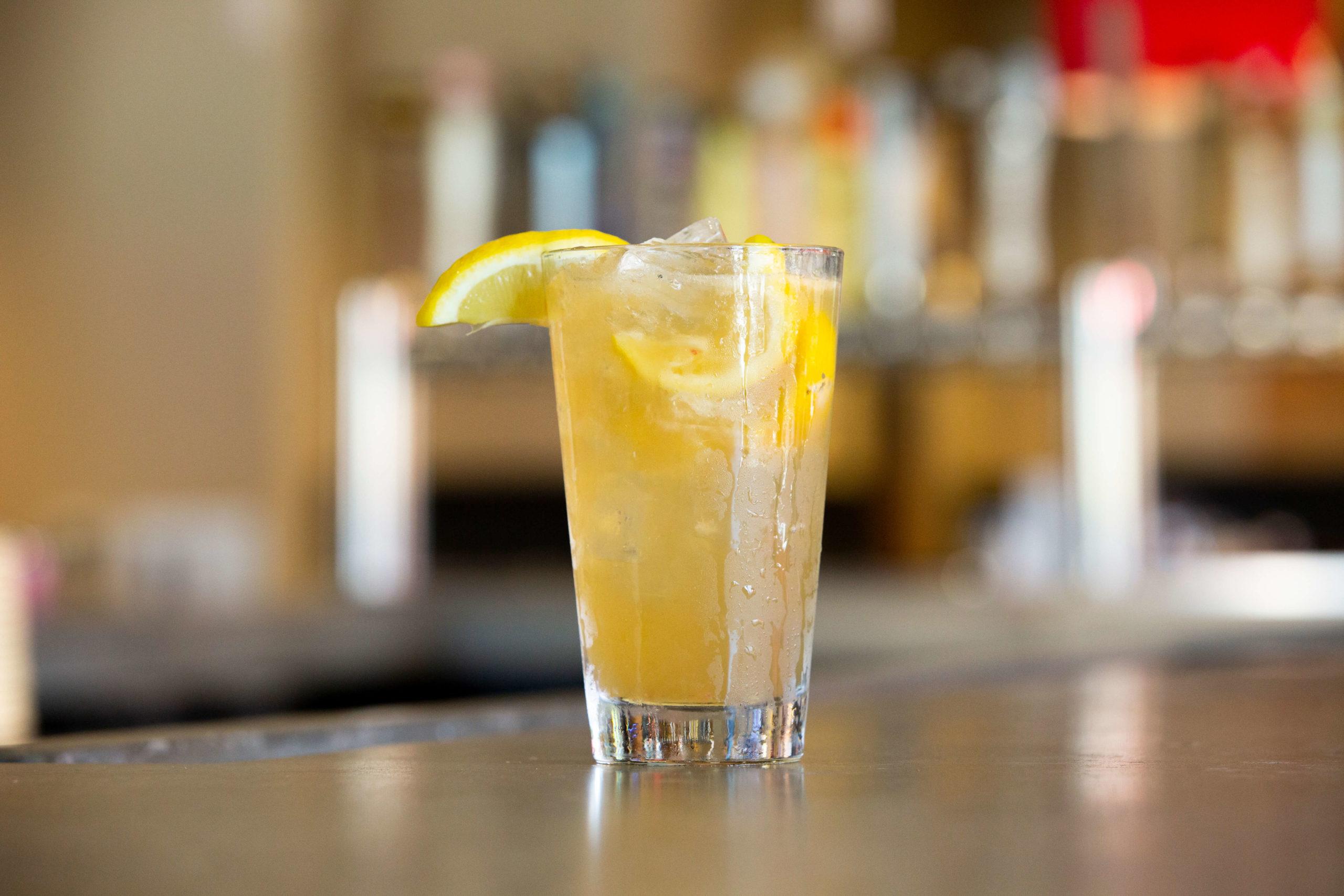 Lumberjack Lemonade